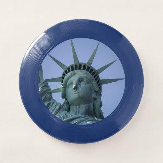 Freiheitsstatue Frisbee