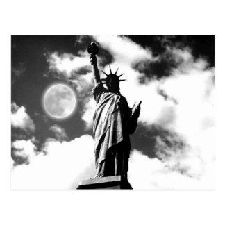 Freiheitsstatue New York City Postkarte