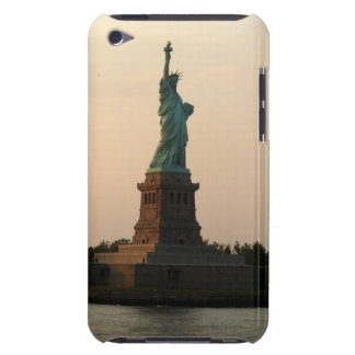 Freiheitsstatue, New York City/Sonnenuntergang iPod Touch Case