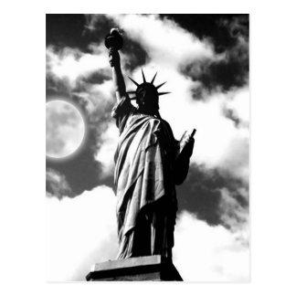 Freiheitsstatue New- York Citypostkarte Postkarte