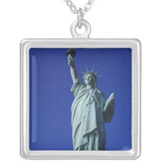 Freiheitsstatue, New York, USA 4 Versilberte Kette