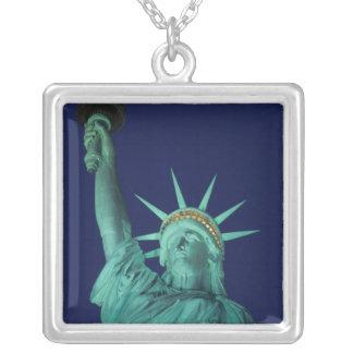 Freiheitsstatue, New York, USA 5 Versilberte Kette