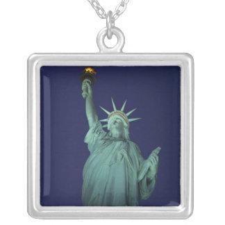 Freiheitsstatue, New York, USA 6 Versilberte Kette