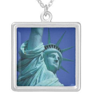 Freiheitsstatue, New York, USA 8 Versilberte Kette