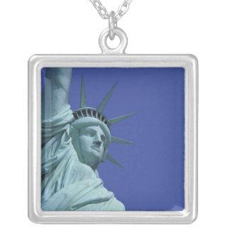 Freiheitsstatue, New York, USA 9 Versilberte Kette