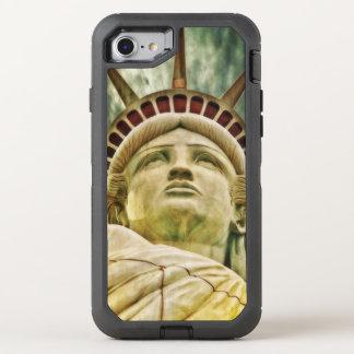 Freiheitsstatue OtterBox Defender iPhone 8/7 Hülle