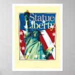 Freiheitsstatue Plakatdrucke