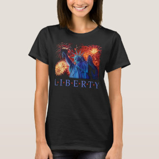 Freiheitsstatue T - Shirt USA New York