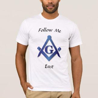 Freimaurer - Follow-me Ost T-Shirt