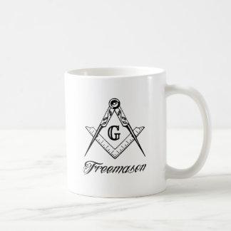 Freimaurer Kaffeetasse