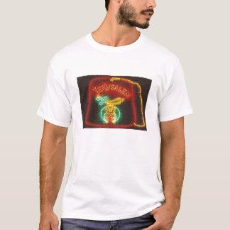Freimaurer-Leuchtreklame T-Shirt