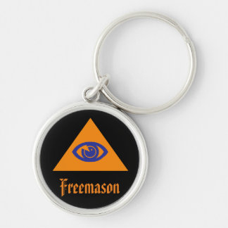 Freimaurerauge - Freimaurer Schlüsselanhänger