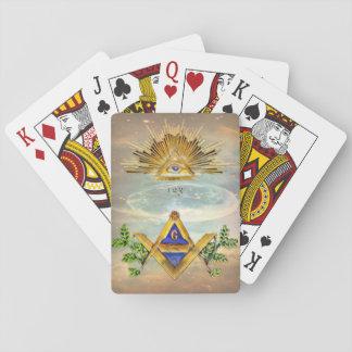 Freimaurerleben (Kosmos) Spielkarten