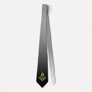 Freimaurerpersonalisierte Freimaurer-Geschenke der Bedruckte Krawatte