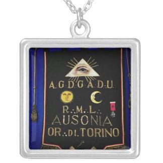 FreimaurerRegalia, vom Auftrag von Turin Amuletten