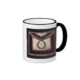 FreimaurerRegalia, vom Auftrag von Turin Tee Tassen