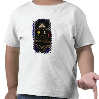 FreimaurerRegalia, vom Auftrag von Turin Shirts