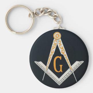 Freimaurersymbol Schlüsselanhänger