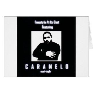 Freistil an seinem Besten, das CARAMELO Karte