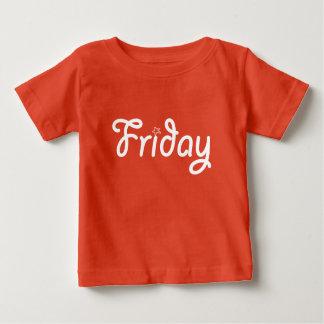 FREITAG-Stern BABY T-Stück Baby T-shirt