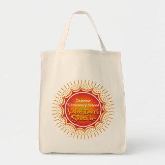 Freiwillig-Glanz - freiwillige Tasche