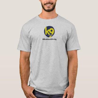 freiwilliges T-Stück k9connection.org T-Shirt