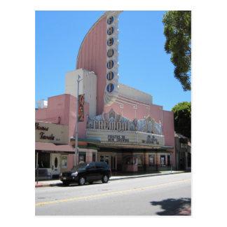 Fremont-Theater, San Luis Obispo, CA Postkarte