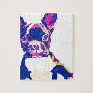 French Bulldogge Puzzle