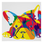 Frenchie Plakat