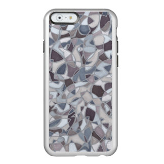Frenzied Fisch-abstrakter Kunst iPhone 6 Fall Incipio Feather® Shine iPhone 6 Hülle