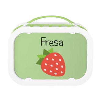 Fresa (Erdbeere) Brotdose