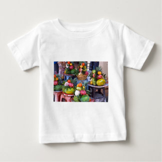 Fresh Asian Fruits Baby T-shirt