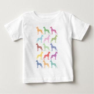 Fresh Great Dane Pattern Baby T-shirt