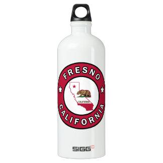 Fresno Kalifornien Aluminiumwasserflasche