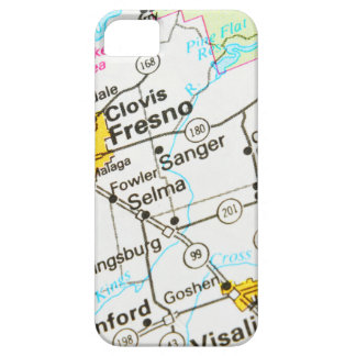 Fresno, Kalifornien iPhone 5 Hülle