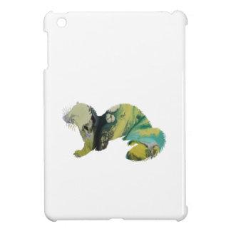 Frettchen-Kunst Hüllen Für iPad Mini