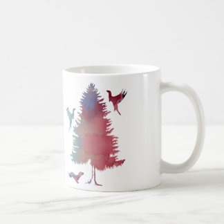 Frettchen-Kunst Kaffeetasse