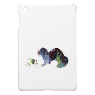 Frettchen mit Spielzeug Hüllen Für iPad Mini
