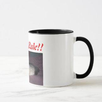 Frettchen-Regel!! Tasse