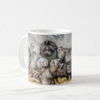 Frettchen Tasse