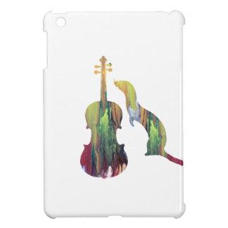 Frettchen und Saxophon Hüllen Für iPad Mini