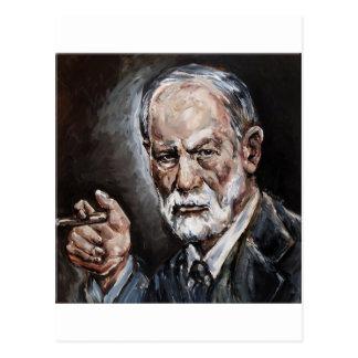 Freud Postkarte