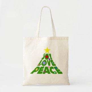 Freude-Baum-Tasche Tragetasche