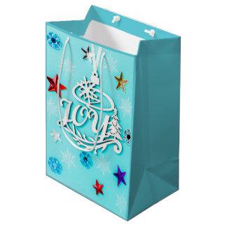 Freude-Geschenk-Tasche Mittlere Geschenktüte