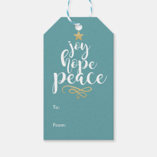 Freude-, Hoffnungs-und Geschenkanhänger