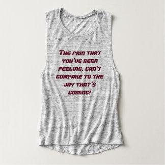 Freude ist schmerzen dann ausarbeiten Shirt besser