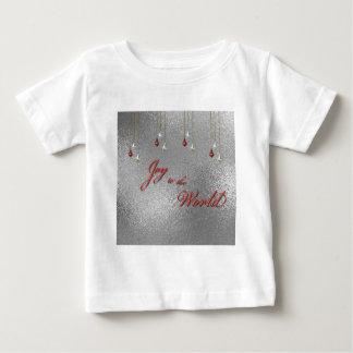 Freude zum Weltweihnachten Baby T-shirt