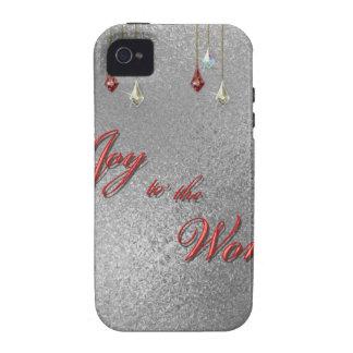 Freude zum Weltweihnachten iPhone 4/4S Hülle