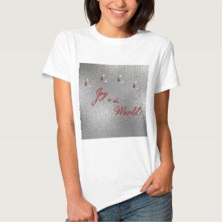 Freude zum Weltweihnachten T Shirt