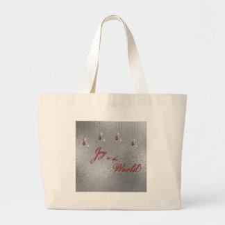 Freude zum Weltweihnachten Tasche